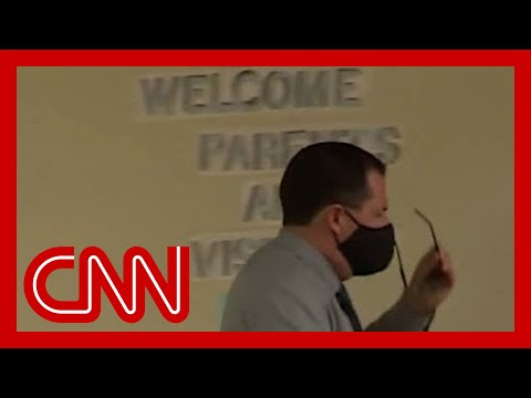 Tempers flare over mask mandates in schools