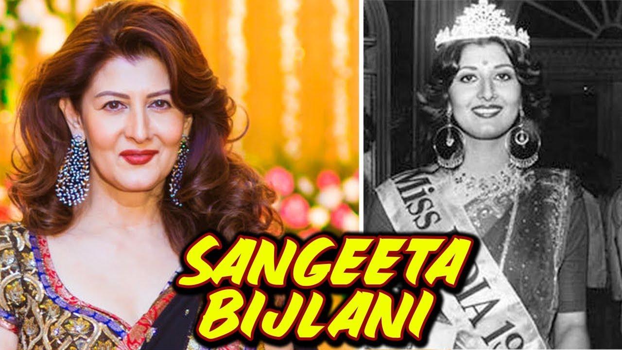 The Unforgettable Actress - Sangeeta Bijlani