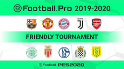 PES | Manchester United FC VS FC Nantes | eFootball.Pro 2019-2020 Friendly Tournament