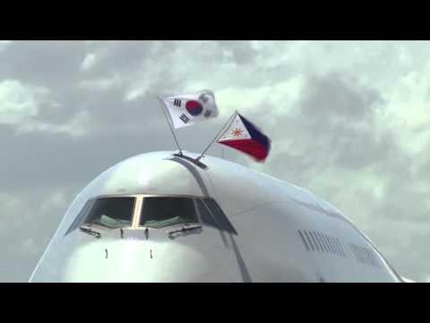 Arrival of President Park Geun Hye, South Korea  11/17/2015