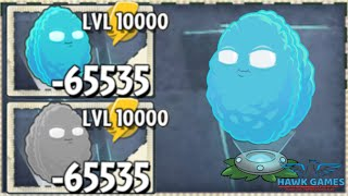 Plants vs Zombies 2 Infi-nut Upgraded to Level 10000 PvZ2