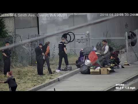 Everett Tweaker Cam: Bi**hBoy aka Jack Knife aka Zippy Assaulter Arrested