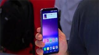 LG V30. Первый контакт на IFA2017.