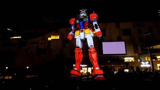 [FHD] TOKYO ガンダムプロジェクト 2014 G-Party35″RISE!""