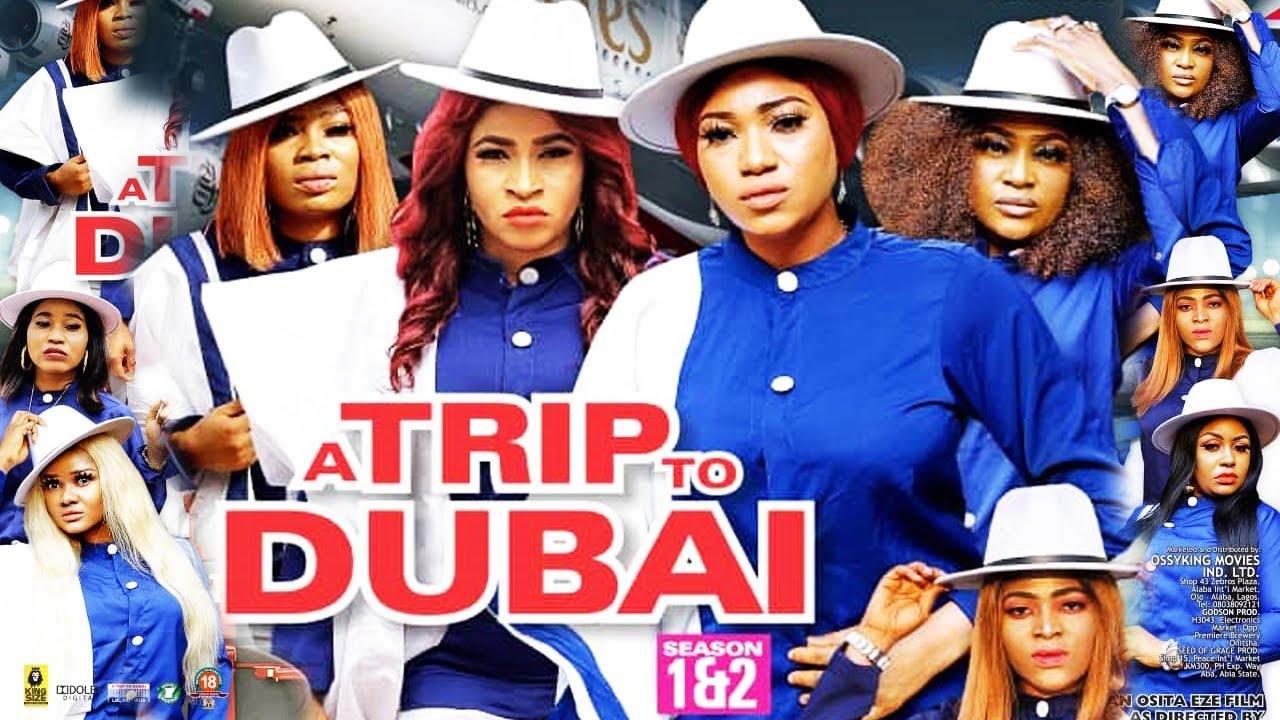 Download A TRIP TO DUBAI SEASON 3 (NEW HIT MOVIE) - NEW MOVIE|2020 LATEST NIGERIAN NOLLYWOOD MOVIE