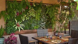 вертикальное озеленение своими руками - красивые штучки для дома и офиса(Последний писк моду в дизайне интерьера - вертикальное озеленение своими руками сделать не только можно..., 2014-12-06T14:52:40.000Z)