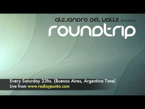 Tech House & Deep House mixed by Alejandro Del Valle @ Roundtrip Episode 05
