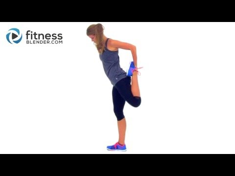 Fast 5 Minute Cool Down And Stretching Workout For Busy People