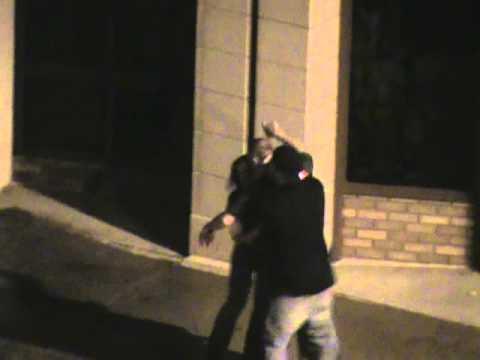 Street fight caught on camera (Main street Hartford CT) - YouTube