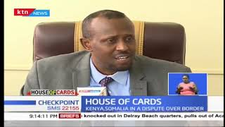 Kenya and Somalia in a dispute over border  House of Cards