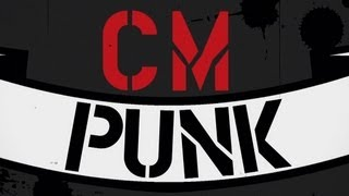 CM Punk Entrance Video