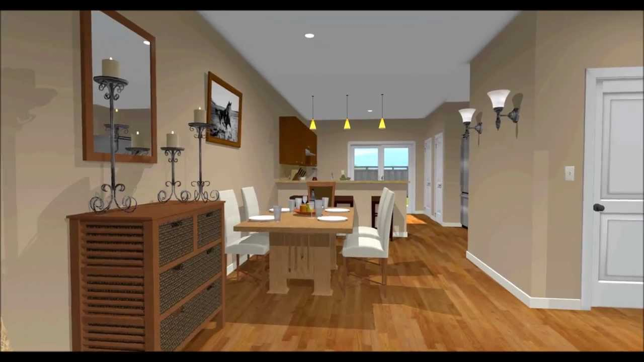 chief architect interior walkthroughjintudesigns - youtube
