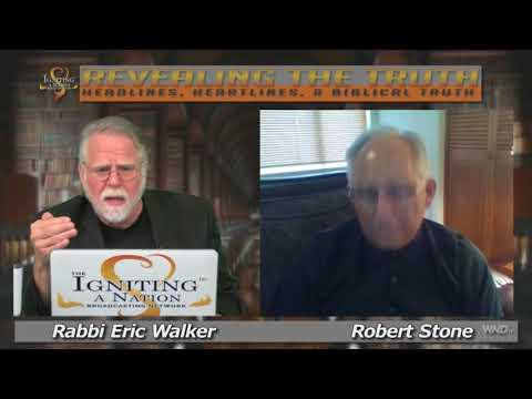 Rabbi Walker & Robert Stone discuss his book