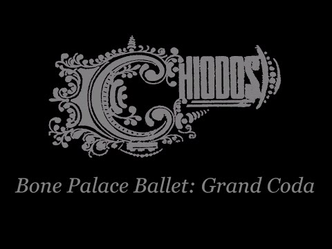 Chiodos - Bone Palace Ballet [2008 Version] (Full Album)