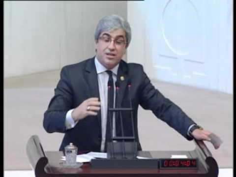 AK Parti Bursa Milletvekili Ali KOYUNCU Veterinerlik ve Gıda Kanunu hakkında