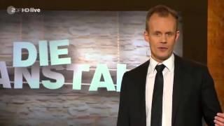 Max Uthoff 2015 | Die Anstalt   Jahresrückblick   Max Uthoff und Claus von Wagner