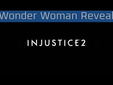 Injustice 2 - Wonder Woman and Blue Beetle Reveal Trailer [HD 1080P]