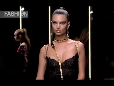VERSACE Women's Pre Collection Fall 2019 2020 Milan – Fashion Channel