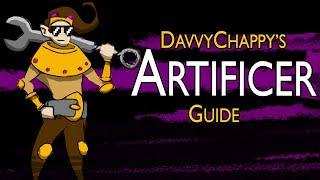 Davvy's D&D 5e Artificer Guide
