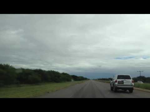 Cruising in Botswana