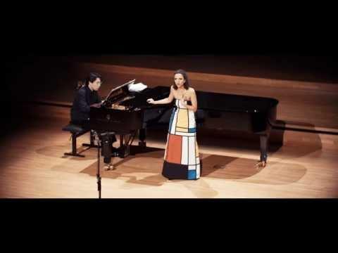 Natasha Sallès - Lied der Lulu - Alban Berg