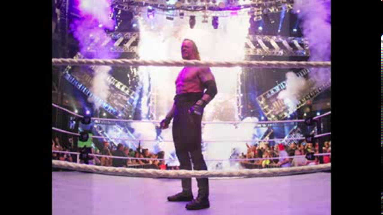 The Undertaker Returns To WWE 2014 (Possible Wrestlemania ...