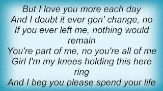 Jaheim - Remarkable Lyrics