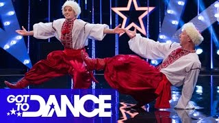 The Zap Cossacks | Audition | Got To Dance 2014