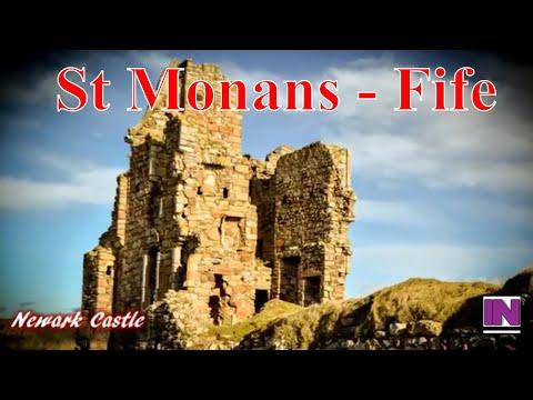 Newark Castle & St Monans Auld Kirk Ghost   Includes Audio Captures
