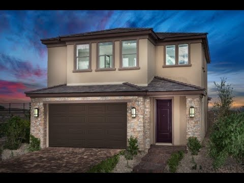 Las Vegas , NV New Homes For Sale Caledonia At Summerlin Collection 1 KB Homes