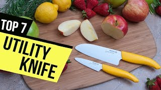 7 Best Utility Knife 2018