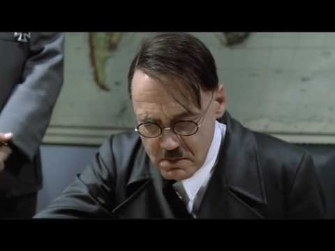 Hitler finds out he will be banished from Earth