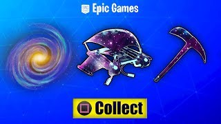 How To Get FREE GALAXY SKIN GLIDER, BACK BLING And PICKAXE! Fortnite Galaxy Skin FULL Set  NEW Items
