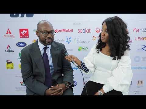 Osam Iyahe at Africa Oil Week 2017