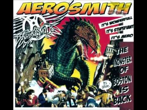 Aerosmith - Out go the lights