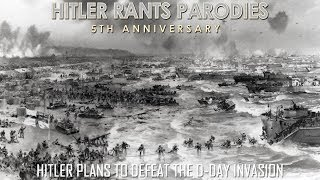 Hitler plans to defeat the D-Day invasion