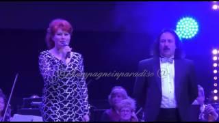 Concerto di AlBano & Romina Power live a Cracovia il 15 Maggio 2016