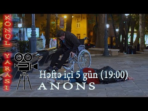 Könül Yarası (41-ci Bölüm) - Anons - ARB TV