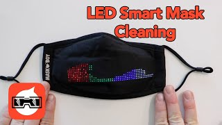 Cleaning / Washing Tutorial For The LED Smart Mask