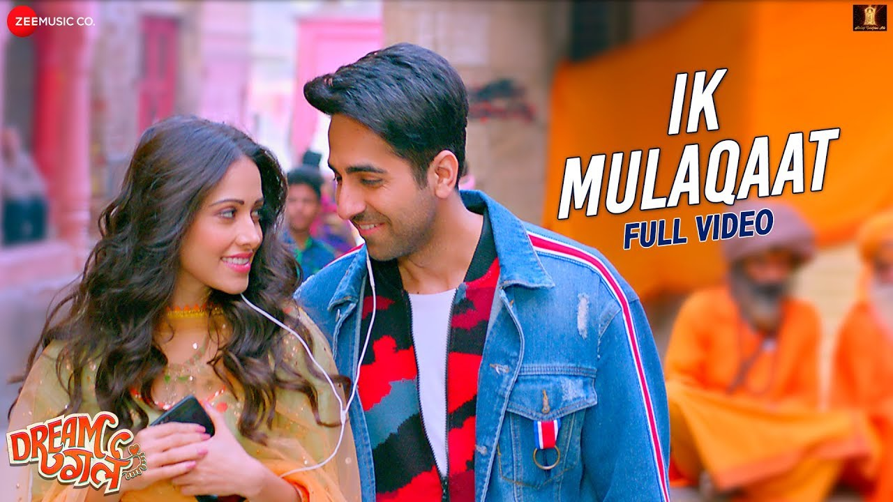 Ik Mulaqaat - Full Video | Dream Girl | Ayushmann Khurrana, Nushrat Bharucha | Altamash F