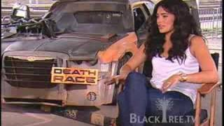Death Race - Natalie Martinez (HOT!!!)