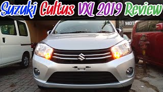 Suzuki Cultus VXL 2019 Detailed Review - Discount Offer - All You Need To Know