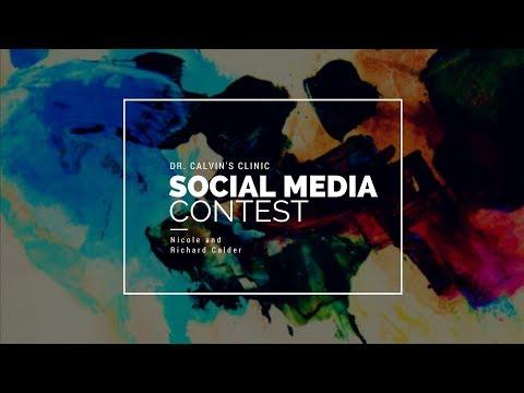Dr. Calvin's Clinic, Social Media Contest 2018 #1