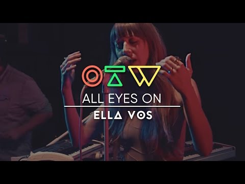 """All Eyes On Ella Vos [Interview + """"White Noise"""" Live] 