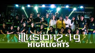 ILLUSIONZ 2019 | F2FXDC | Student  Dance Showcase | Highlights
