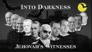 Into Darkness - Jehovah's witnesses history - Scans provided thumbnail