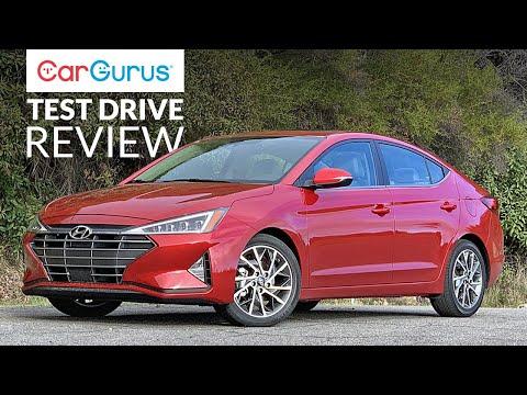 2019 Hyundai Elantra | CarGurus Test Drive Review