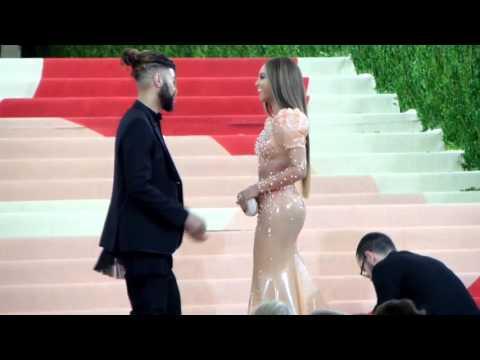Beyonce, Kim Kardashian & Kanye West late arrival to Met Gala 2016