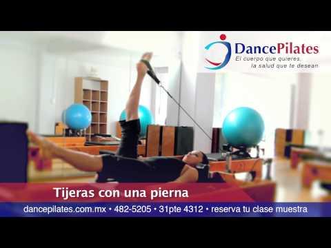 DancePilates - Piernas