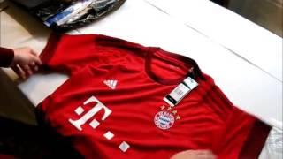 Euro2016Kits.net :Deutschland Trikot Euro 2016 Vergleich ORIGINAL VS REPLICA Germany Jersey